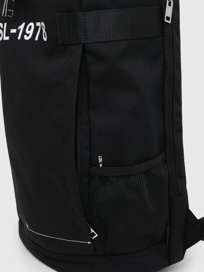 Diesel - PIEVE ZP, Black - Backpacks - Image 7