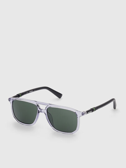 Diesel - DL0332, Grey - Kid Eyewear - Image 2