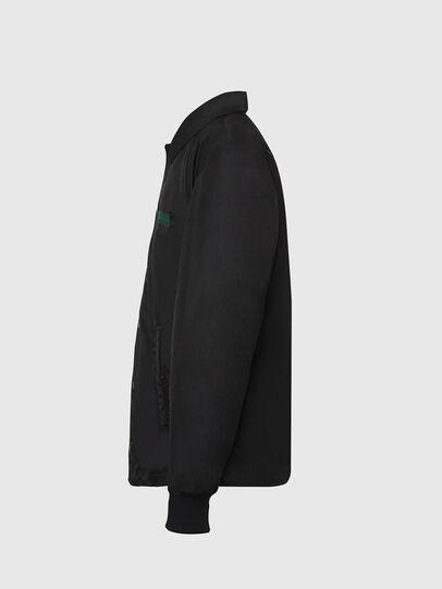 Diesel - J-AKIO-B, Black - Jackets - Image 3