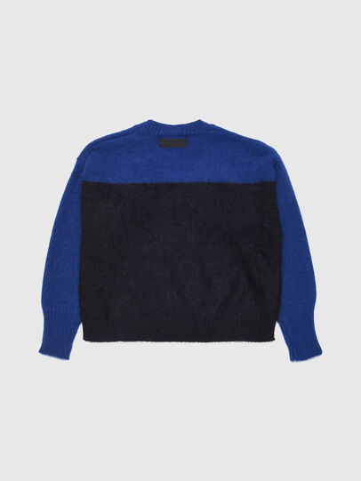 Diesel - KAIRY, Blue/Orange - Knitwear - Image 2