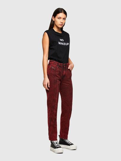 Diesel - D-Joy 009RJ, Red - Jeans - Image 6