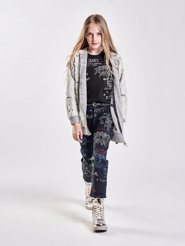 Diesel - REEN-J-N, Black Jeans - Jeans - Image 4