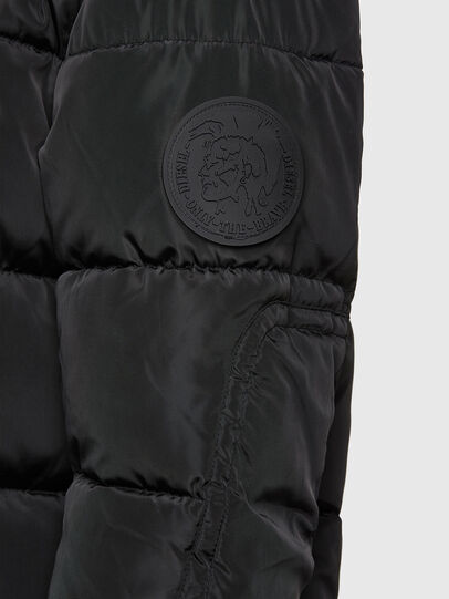 Diesel - W-RUSSELL-WH, Black - Winter Jackets - Image 5