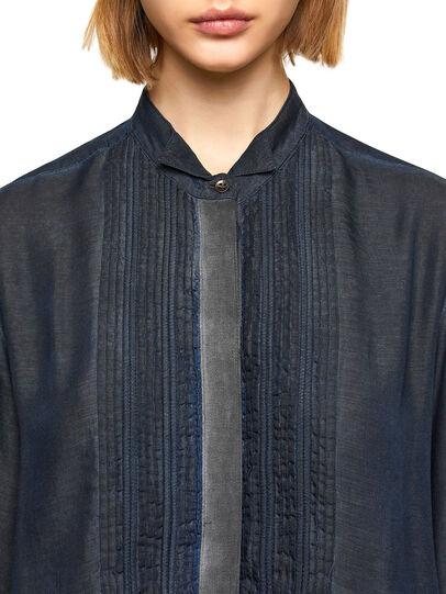 Diesel - CADYA, Dark Blue - Shirts - Image 3