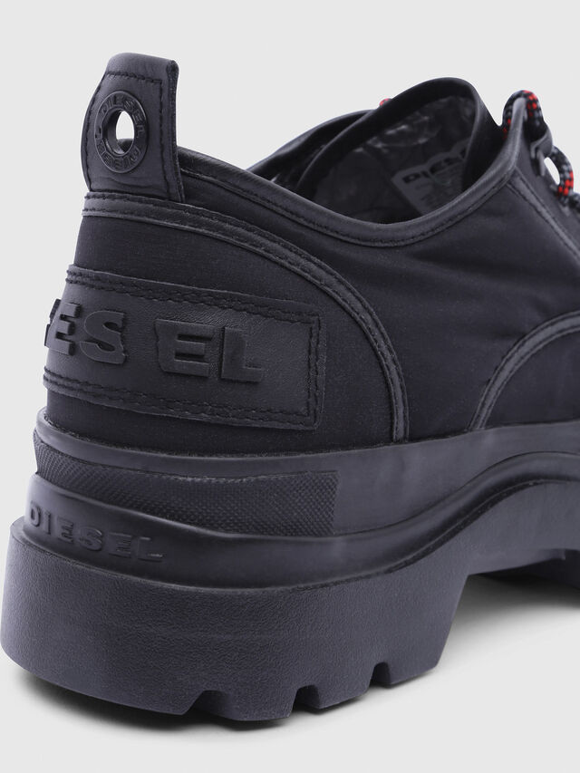 Diesel - D-VAIONT DBS, Black - Lace Ups and Mocassins - Image 5