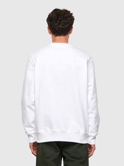 Diesel - S-GIRK-ECOLOGO, White - Sweaters - Image 2
