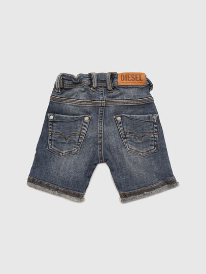 Diesel - PROOLYB-A-N, Medium blue - Shorts - Image 2