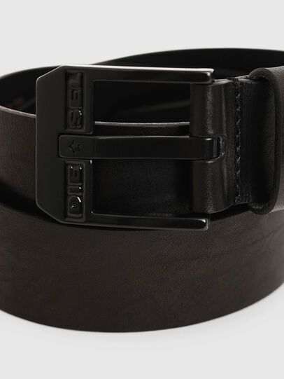 Diesel - BLUESTAR, Black - Belts - Image 2