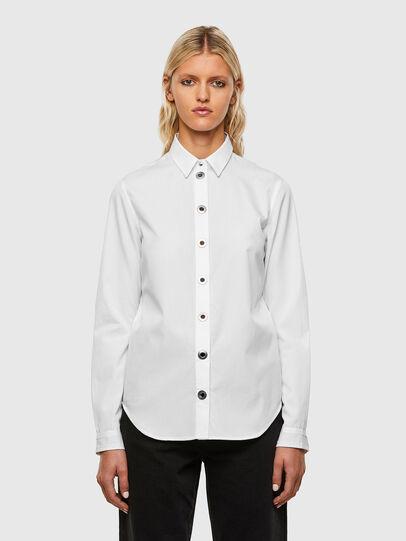 Diesel - C-MARION, White - Shirts - Image 1