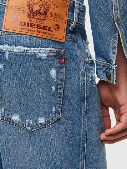 Diesel - D-WILLOH-X, Light Blue - Shorts - Image 3