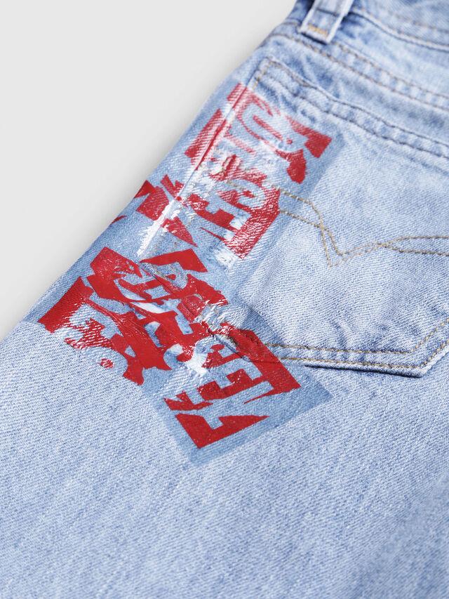 Diesel - WAYKEE-J-N, Light Blue - Jeans - Image 4