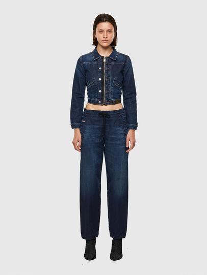 Diesel - Krailey JoggJeans® 069WS, Dark Blue - Jeans - Image 6