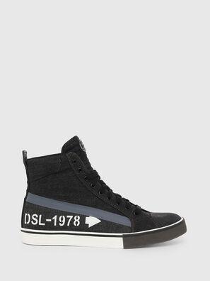 S-DVELOWS MID, Black - Sneakers
