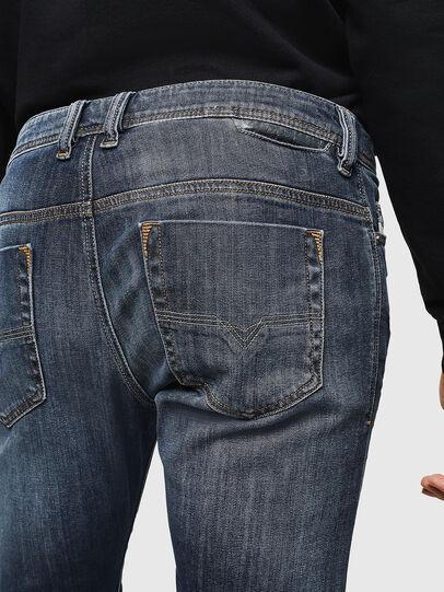 Diesel - Safado 0885K, Dark Blue - Jeans - Image 4