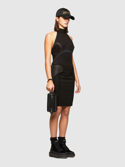 Diesel - D-ELIGHT, Black - Dresses - Image 6