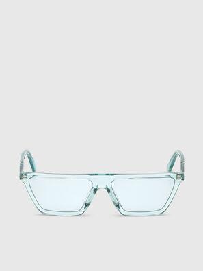 DL0304, Azure - Sunglasses