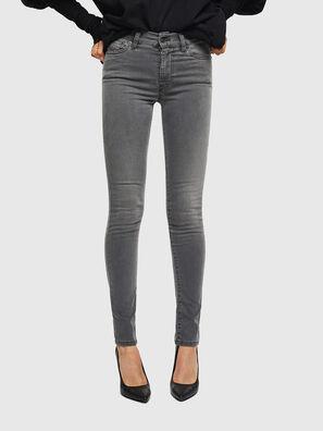 D-Roisin 069JN, Light Grey - Jeans