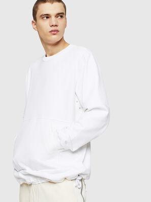 S-MENKOV, White - Sweaters
