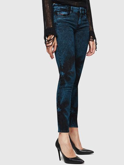 Diesel - D-Ollies JoggJeans 084AF, Black/Dark grey - Jeans - Image 4