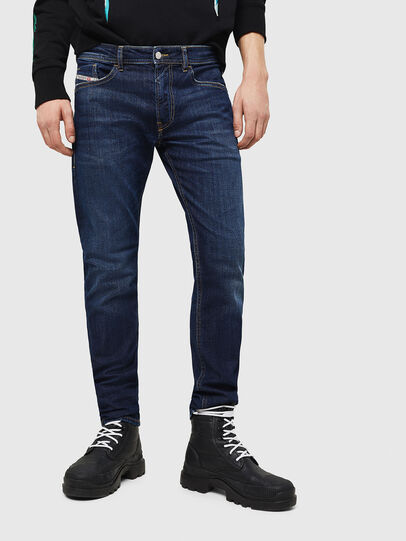 Diesel - Thommer 082AY, Dark Blue - Jeans - Image 1
