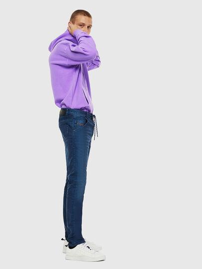 Diesel - Krooley JoggJeans 0098H, Medium blue - Jeans - Image 4
