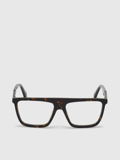 Diesel - DL5369, Black/Brown - Eyeglasses - Image 1