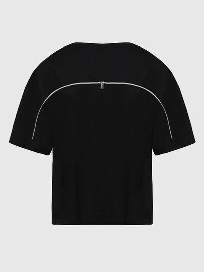 Diesel - T-BOWLY, Black - T-Shirts - Image 2