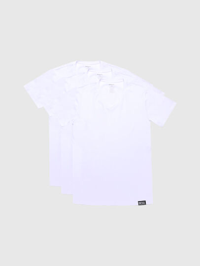 Diesel - UMTEE-MICHAEL3PACK, White - Tops - Image 1