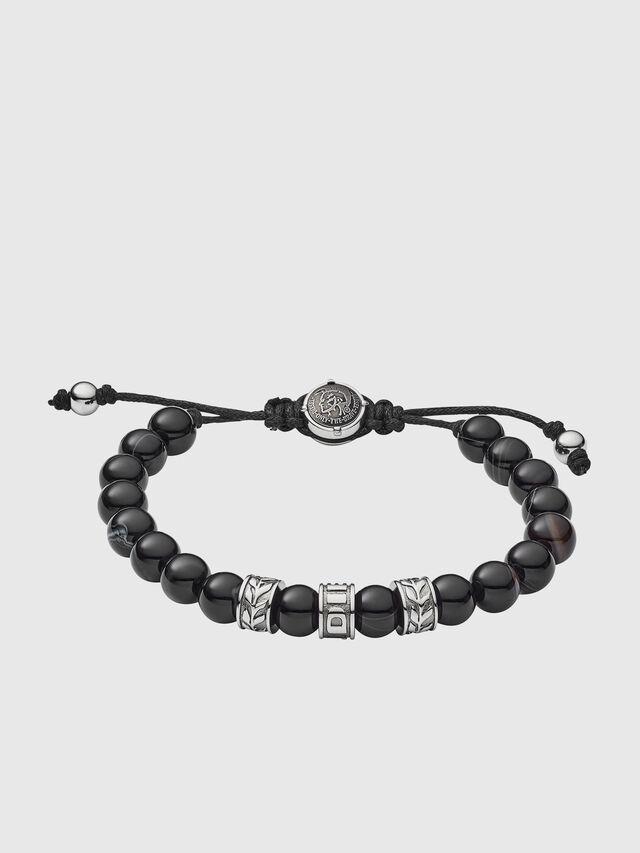Diesel DX1101, Black - Bracelets - Image 1