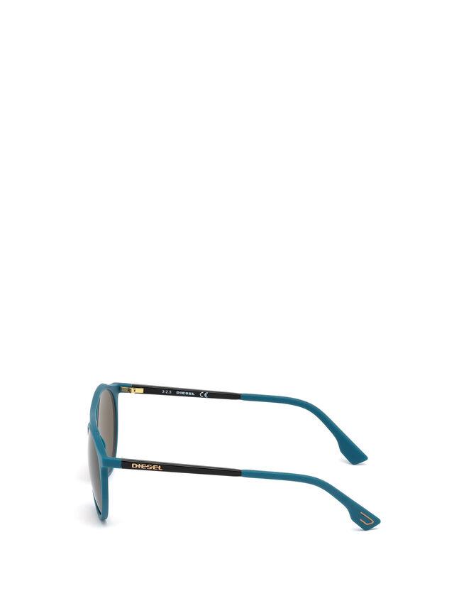 Diesel - DM0195, Blue - Eyewear - Image 3