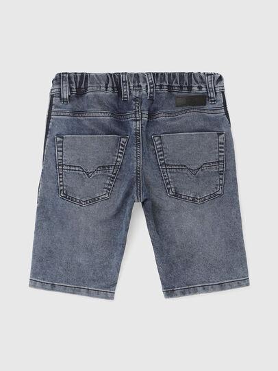Diesel - KROOLEY-J SH JOGGJEANS, Medium blue - Shorts - Image 2