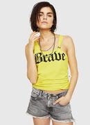 T-KARY-A, Yellow - T-Shirts