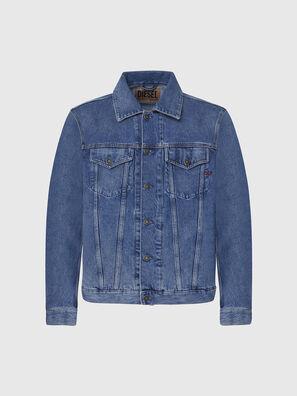 D-SAL, Light Blue - Denim Jackets