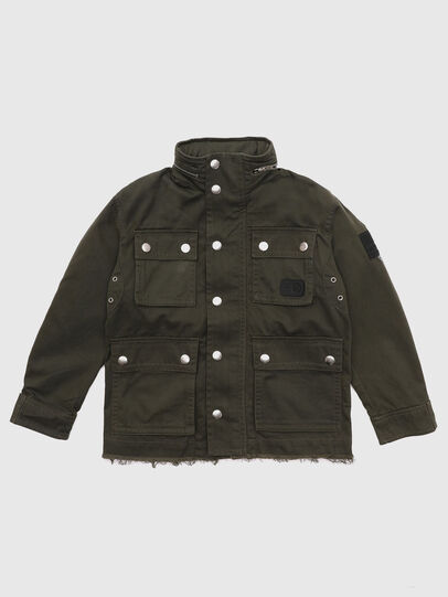 Diesel - JTOUCHA, Military Green - Jackets - Image 1