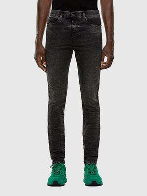 D-Reeft JoggJeans 009FZ, Black/Dark grey - Jeans
