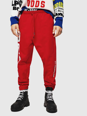 P-ALFREDS, Fire Red - Pants