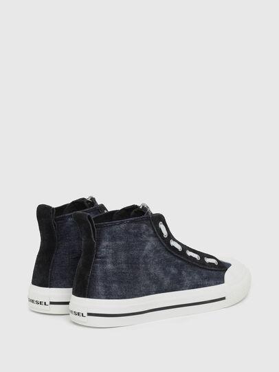 Diesel - S-ASTICO MZIP, Dark Blue - Sneakers - Image 3