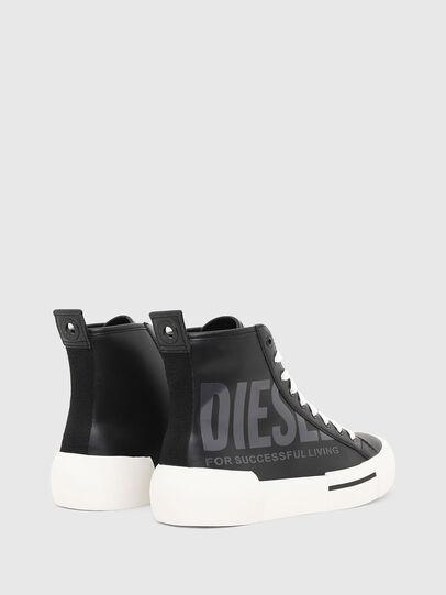 Diesel - S-DESE MID CUT W, Black - Sneakers - Image 3