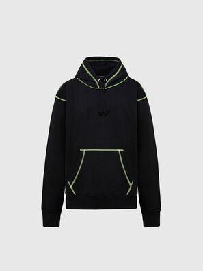 S-ALBYSEAM, Black - Sweaters