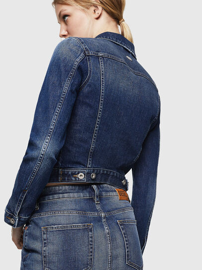 Diesel - DE-LIMMY, Blue Jeans - Denim Jackets - Image 2