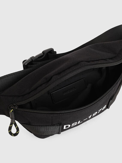 Diesel - FELTRE, Black - Belt bags - Image 4