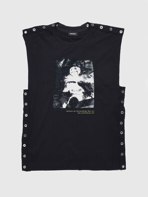 TDESY, Black - T-shirts and Tops