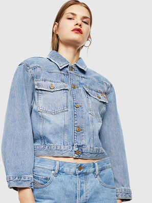 DE-CATY, Light Blue - Denim Jackets