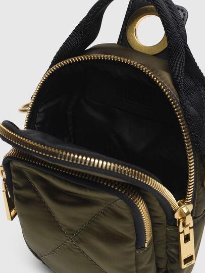 Diesel - LEDYBAG, Military Green - Crossbody Bags - Image 7