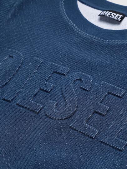 Diesel - UFLT-WILLAS-DW, Blue - Sweaters - Image 4
