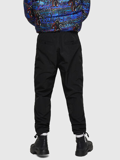 Diesel - P-TOLLER-NY, Black - Pants - Image 2