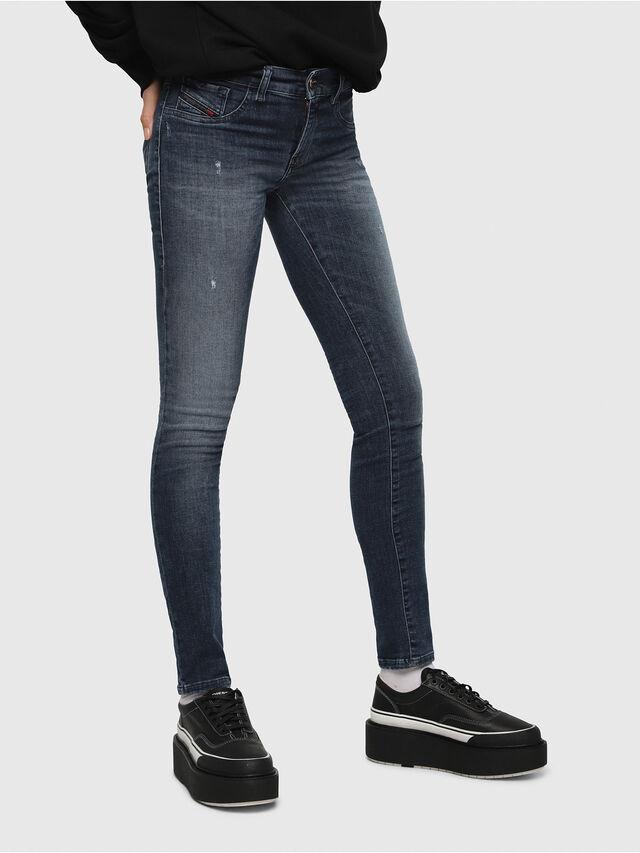 Diesel Livier 0687L, Medium blue - Jeans - Image 1