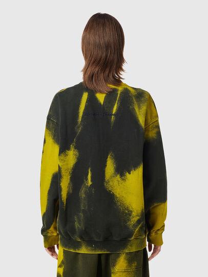 Diesel - S-MART-RIB, Yellow/Green - Sweaters - Image 4