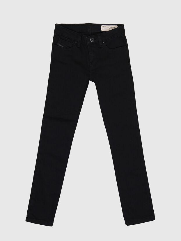 SKINZEE-LOW-J-N, Black - Jeans