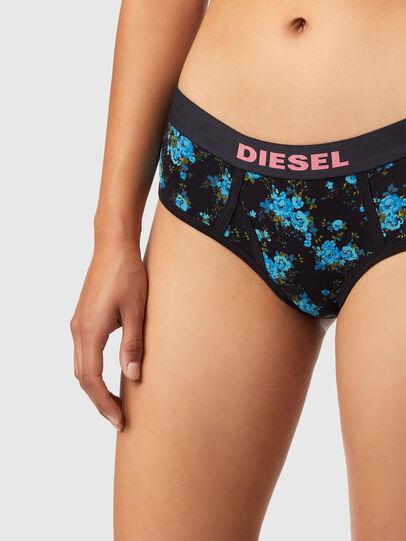 Diesel - UFPN-OXY-THREEPACK, Black/Blue - Panties - Image 4